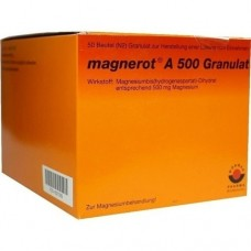 MAGNEROT A 500 Beutel Granulat 50 St