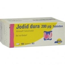 JODID dura 200 μg Tabletten 100 St