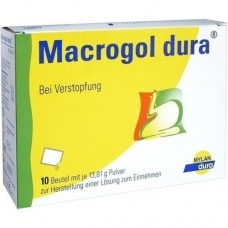 MACROGOL dura Plv.z.Herst.e.Lsg.z.Einnehmen 10 St