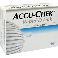 ACCU CHEK Rapid D Link Transfer Set 70 Katheter 10 St
