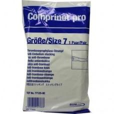 COMPRINET pro Strumpf oberschenk.lang Gr.7 weiß 2 St