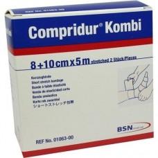 COMPRIDUR Kombi Binden je 1 Binde mit 8 cm+10 cm 1 St
