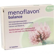 MENOFLAVON Balance Tabletten 30 St