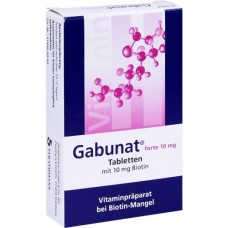 GABUNAT forte 10 mg Tabletten 30 St