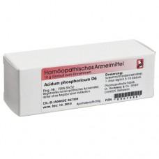 ACIDUM PHOSPHORICUM D 6 Globuli 10 g