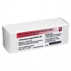 ECHINACEA ANGUSTIFOLIA D 6 Globuli 10 g