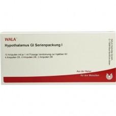 HYPOTHALAMUS GL Serienpackung 1 Ampullen 10X1 ml