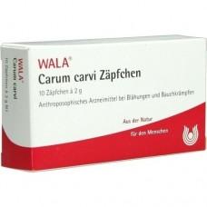 CARUM CARVI Zäpfchen 10X2 g