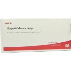 MAGNESIT/MAMMA comp.Ampullen 10X1 ml