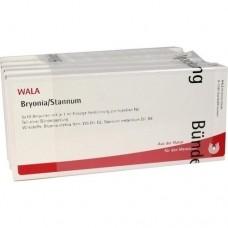 BRYONIA STANNUM Ampullen 50X1 ml