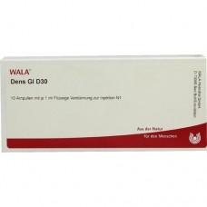 DENS GL D 30 Ampullen 10X1 ml