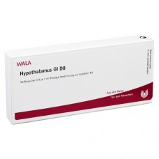 HYPOTHALAMUS GL D 8 Ampullen 10X1 ml