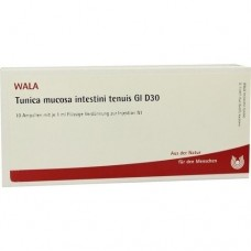 TUNICA MUCOSA INTEST. TEN. GL D 30 Ampullen 10X1 ml