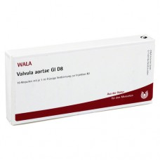 VALVULA AORTAE GL D 8 Ampullen 10X1 ml