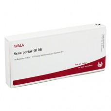 VENA PORTAE GL D 6 Ampullen 10X1 ml