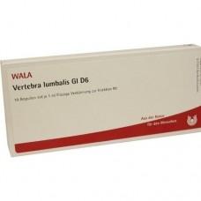 VERTEBRA LUMBALIS GL D 6 Ampullen 10X1 ml