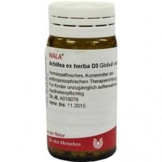 ACHILLEA EX Herba D 3 Globuli 20 g