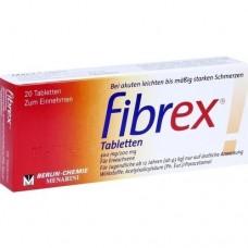FIBREX Tabletten 20 St