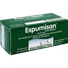 ESPUMISAN Kautabletten 100 St