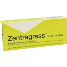 ZENTRAGRESS Nestmann Tabletten 20 St