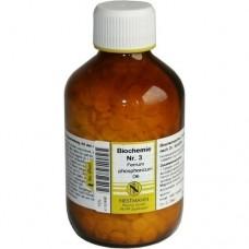 BIOCHEMIE 3 Ferrum phosphoricum D 6 Tabletten 1000 St