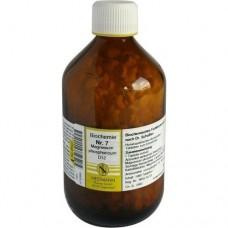 BIOCHEMIE 7 Magnesium phosphoricum D 12 Tabletten 1000 St