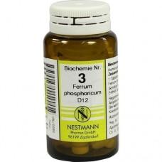 BIOCHEMIE 3 Ferrum phosphoricum D 12 Tabletten 100 St