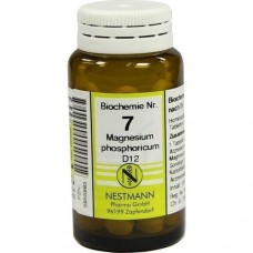 BIOCHEMIE 7 Magnesium phosphoricum D 12 Tabletten 100 St