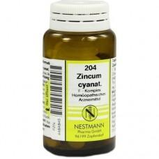 ZINCUM CYANATUM F Komplex Nr.204 Tabletten 120 St