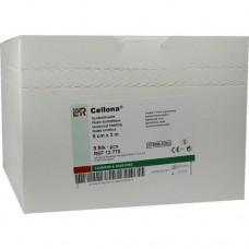 CELLONA Synthetikwatte 6 cmx3 m steril 8 St