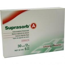 SUPRASORB A Calciumalginat Tamp.30 cm 2 g 5 St