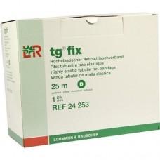 TG Fix Netzverband D 25 m weiß 1 St