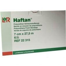 HAFTAN Schaumstoffbinde 7 cmx27,5 m 6 St