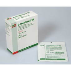LOMATUELL Pro 10x10 cm steril 50 St