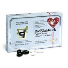 BIOBLUTDRUCK Dragees+Kapseln Pharma Nord Kombip. 1 P