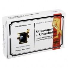 GLUCOSAMIN+CHONDROITIN Pharma Nord Dragees 60 St