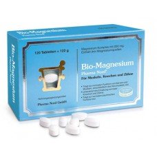 BIO MAGNESIUM Pharma Nord Tabletten 120 St