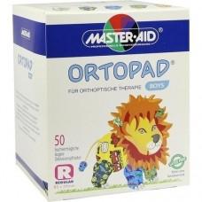 ORTOPAD for boys regular Augenokklusionspflaster 50 St