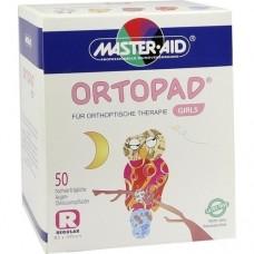 ORTOPAD for girls regular Augenokklusionspflaster 50 St