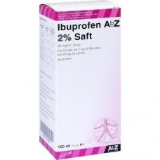 IBUPROFEN AbZ 2% Saft 100 ml