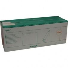 INJEKT Solo Spritze 10 ml Luer exzentrisch PVC-fr. 100X10 St