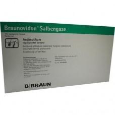 BRAUNOVIDON Salbengaze 10x20 cm 10 St