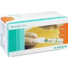 OMNICAN fine Pen Kanüle 31 G 0,25x8 mm 100 St