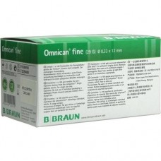 OMNICAN fine Pen Kanüle 0,33x12 mm 100 St