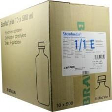 STEROFUNDIN Ecoflac Plus 10X500 ml