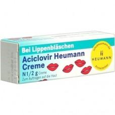 ACICLOVIR Heumann Creme 2 g