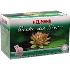 HEUMANN Wecke die Sinne Tee Filterbeutel 20 St