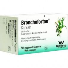 BRONCHOFORTON magensaftresistente Kapseln 50 St