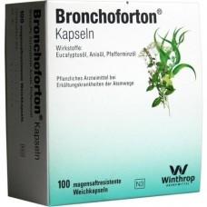 BRONCHOFORTON magensaftresistente Kapseln 100 St