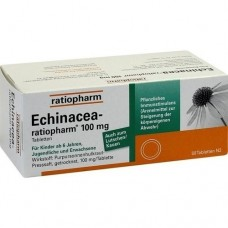 ECHINACEA RATIOPHARM 100 mg Tabletten 50 St